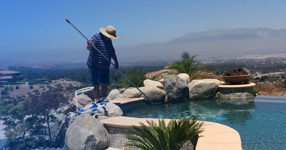 Redlands and Yucaipa Pool Maintenance and Cleaning